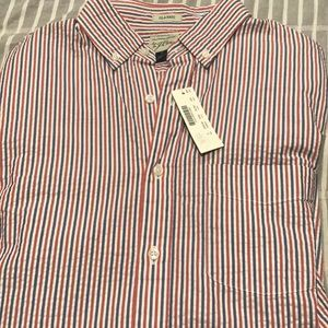 J. Crew men's size S casual button down